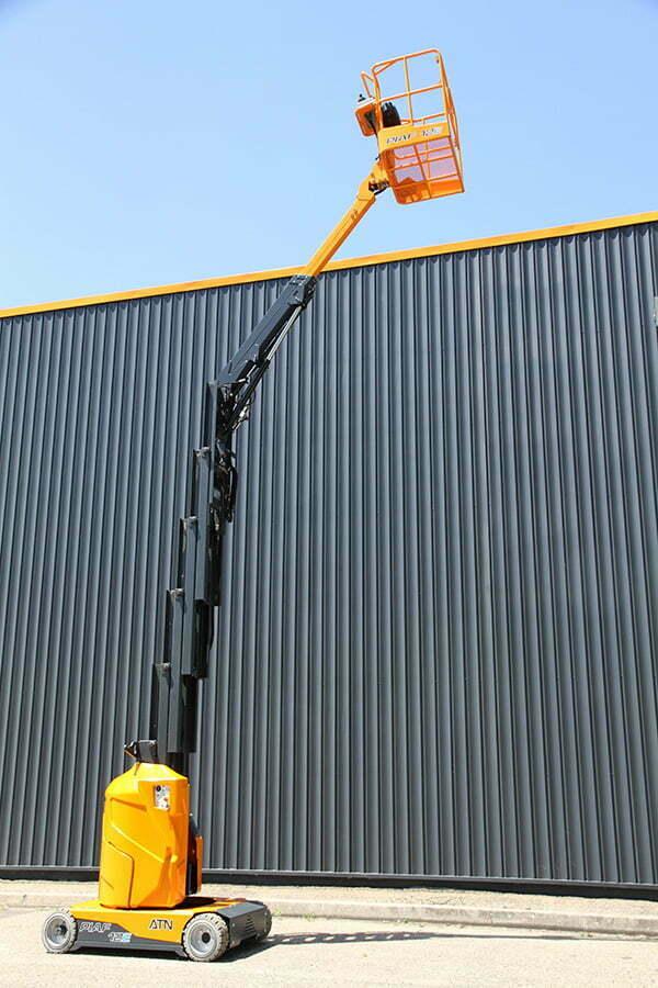ATN Mast Style Boom Lift Piaf 12re 1