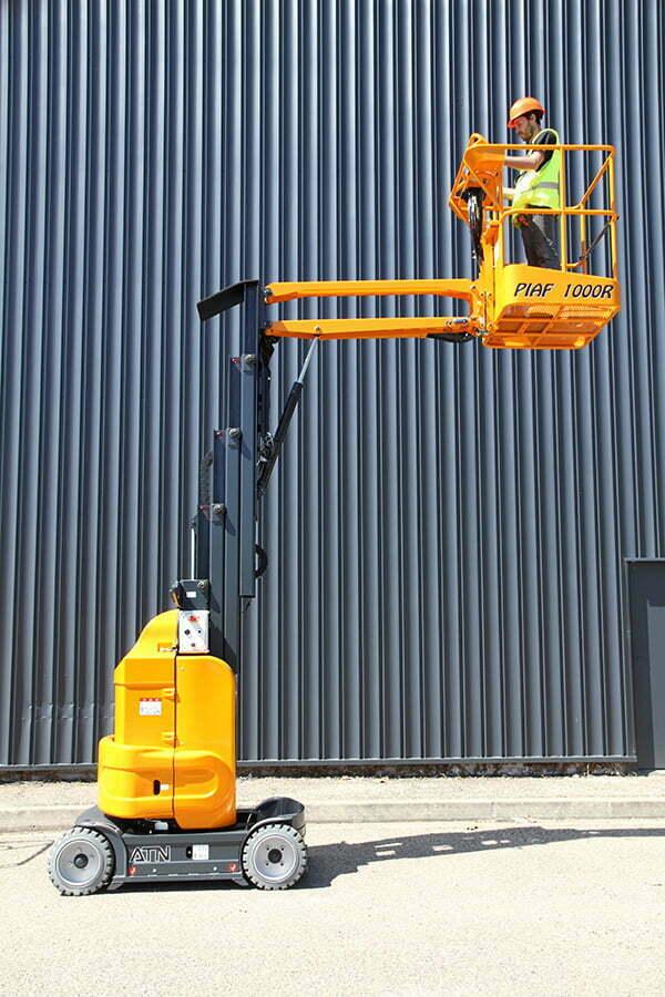 ATN Vertical Mast Boom Lift Piaf 1000r 1