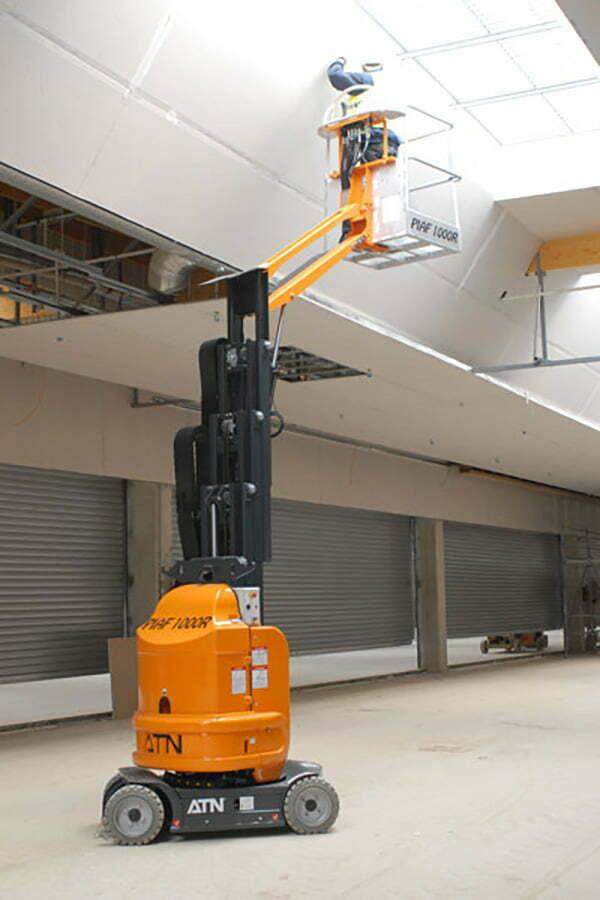 ATN Vertical Mast Boom Lift Piaf 1000r 2