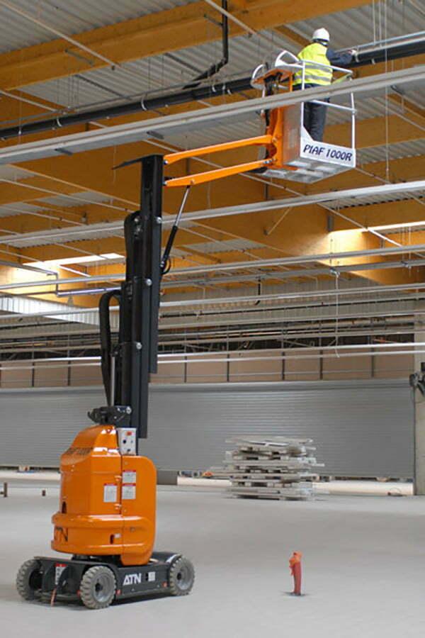 ATN Vertical Mast Boom Lift Piaf 1000r 3