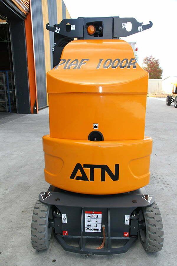 ATN Vertical Mast Boom Lift Piaf 1000r 4