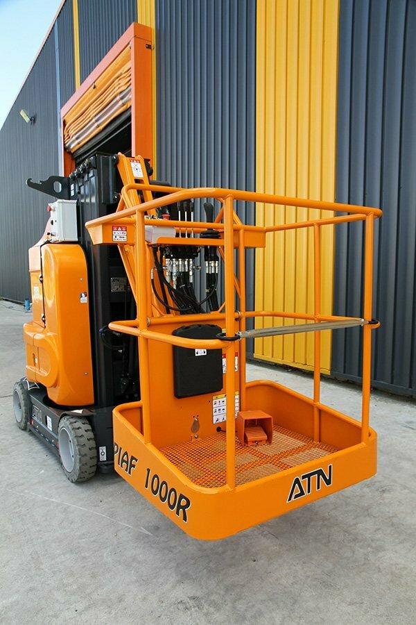 ATN Vertical Mast Boom Lift Piaf 1000r 5