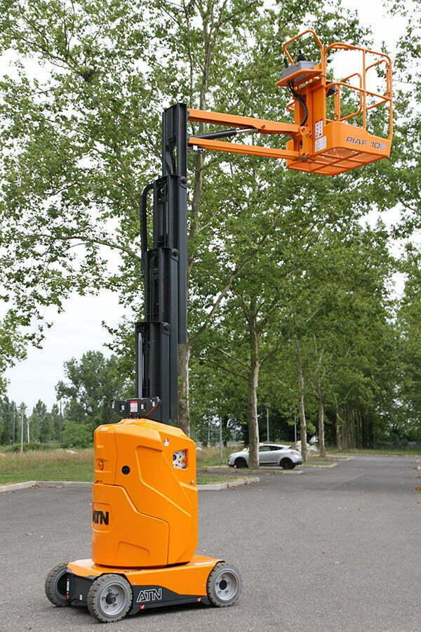 ATN Vertical Mast Boom Lift Piaf 10re 1