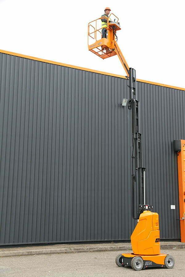ATN Vertical Mast Boom Lift Piaf 10re 5