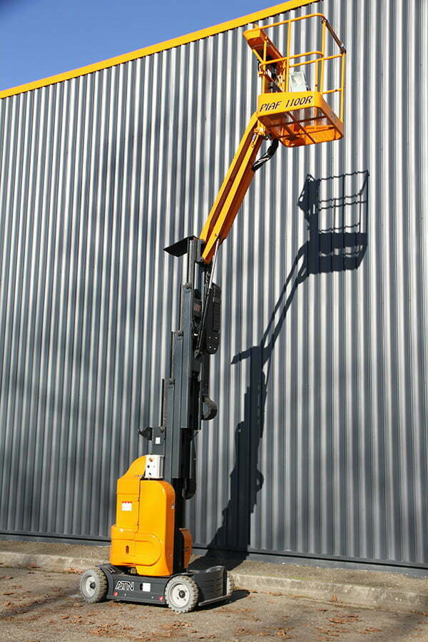 ATN Vertical Mast Boom Lift Piaf 1100r 3