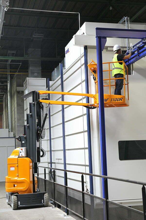 ATN Vertical Mast Boom Lift Piaf 1100r 5