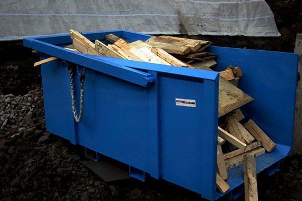 Avfallscontainer 2