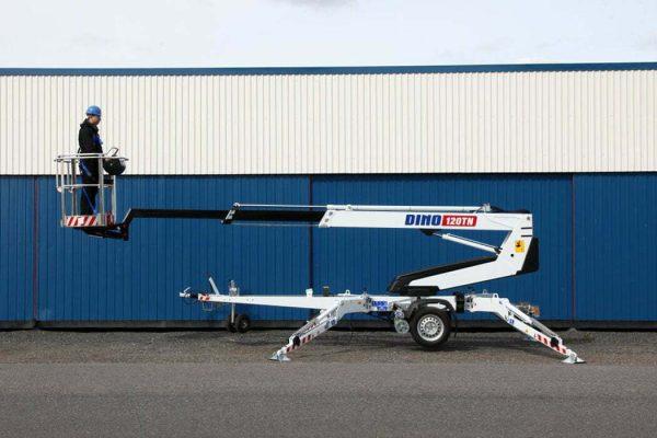 Dinolift 120TN 10m 2