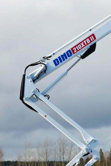 Dinolift 210XTB 19m 2