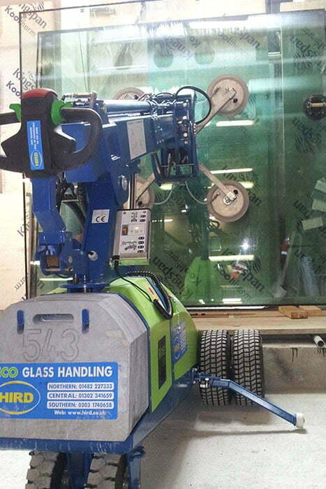 GMV Handling Winlet 575 1