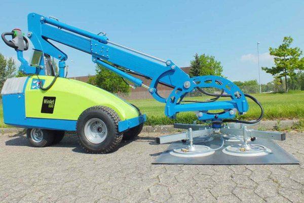 GMV Handling Winlet 600 3