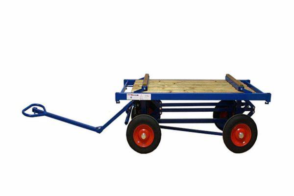 Hoj och sankbar gipstransportvagn 2