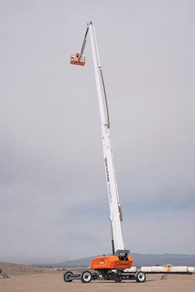 Snorkel 2100SJ 1