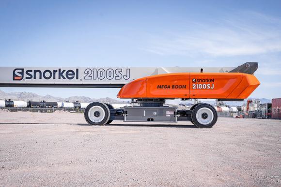 Snorkel 2100SJ 3