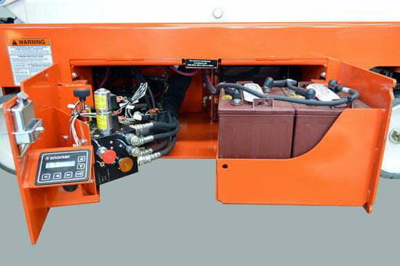 Snorkel S3226E 7 9m 2