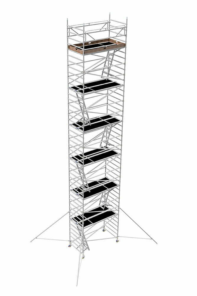 Span 300 DW Incline Ladder 12m Build 1