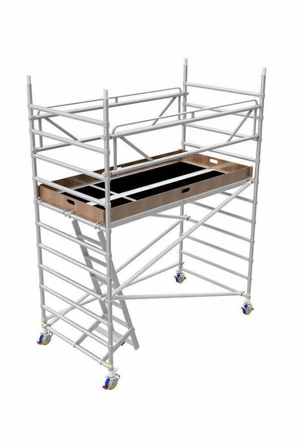Span 300 DW Incline Ladder 2m Build 1