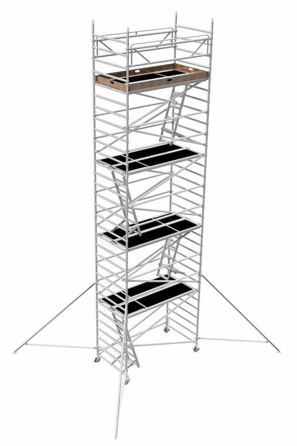 Span 300 DW Incline Ladder 8m Build 1