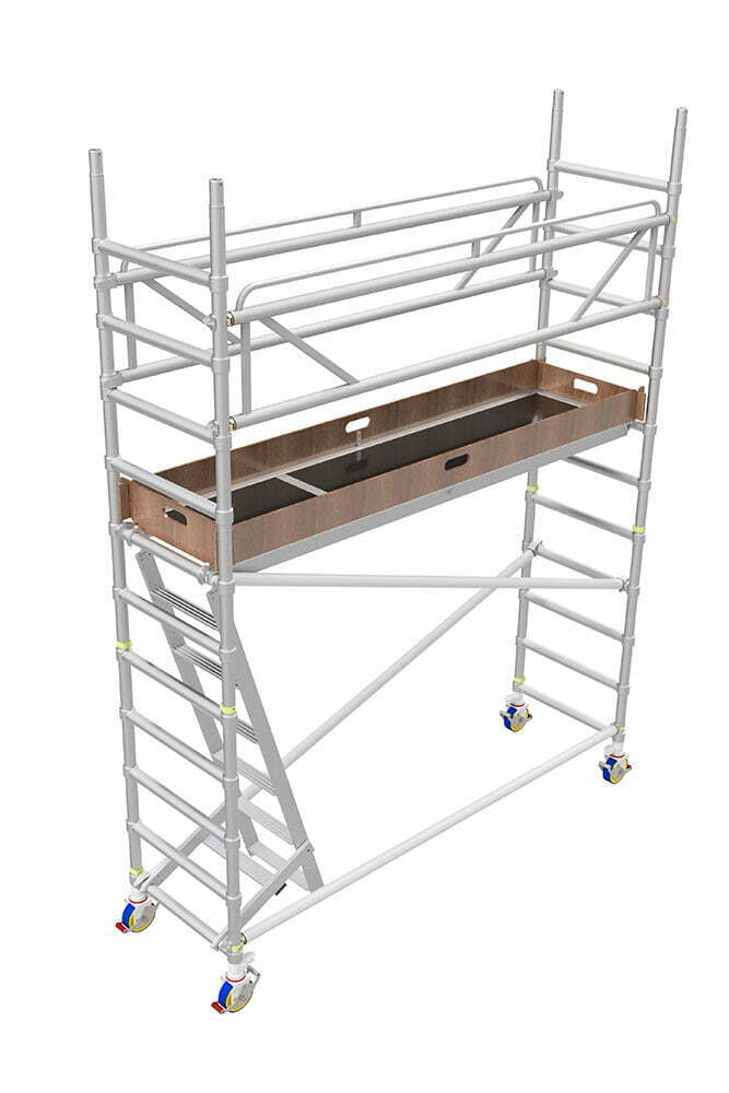 Span 300 SW Incline Ladder 2m Build 1
