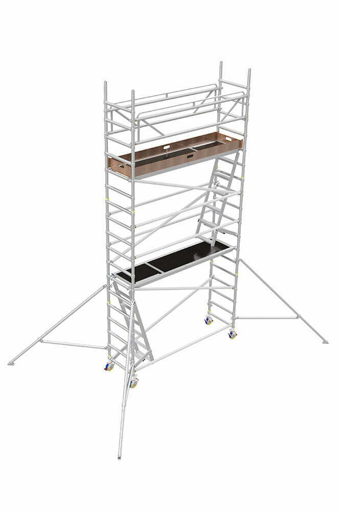 Span 300 SW Incline Ladder 4m Build 1