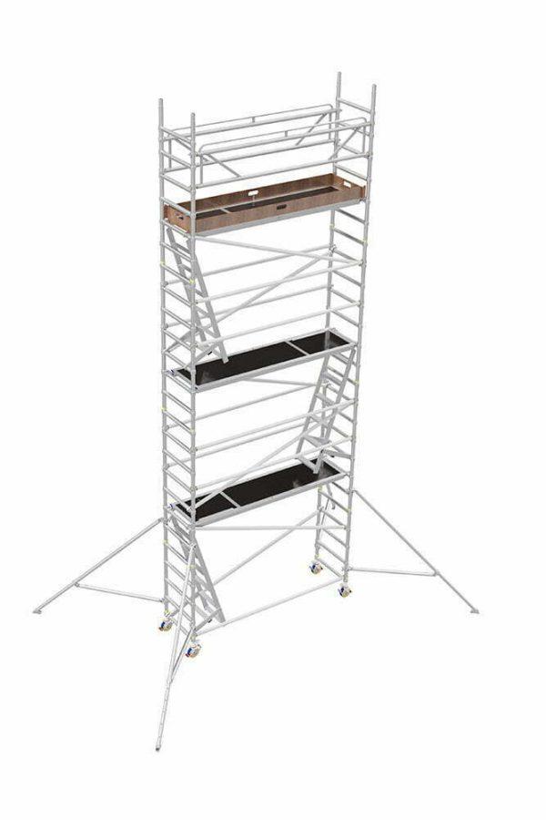 Span 300 SW Incline Ladder 6m Build 1