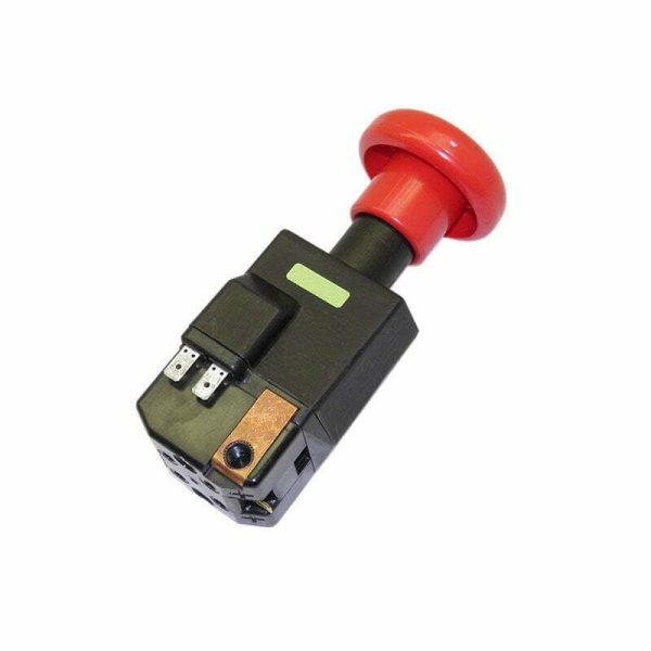 HuvudbrytareNodstopp IP 54009
