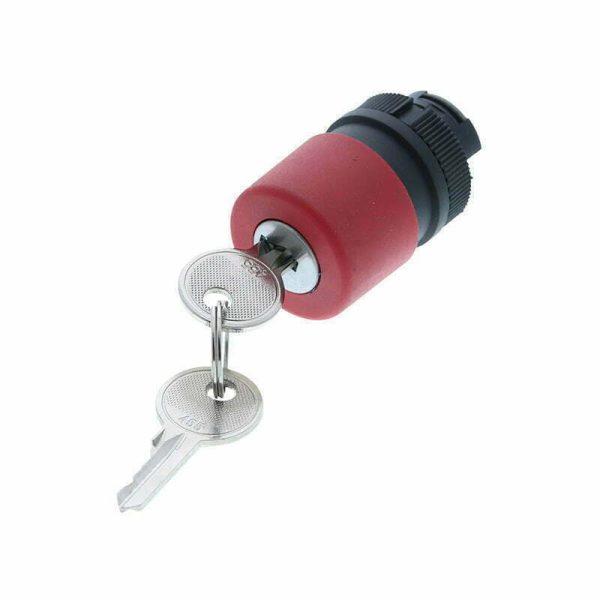 Nodstopp med nyckel IP 51779