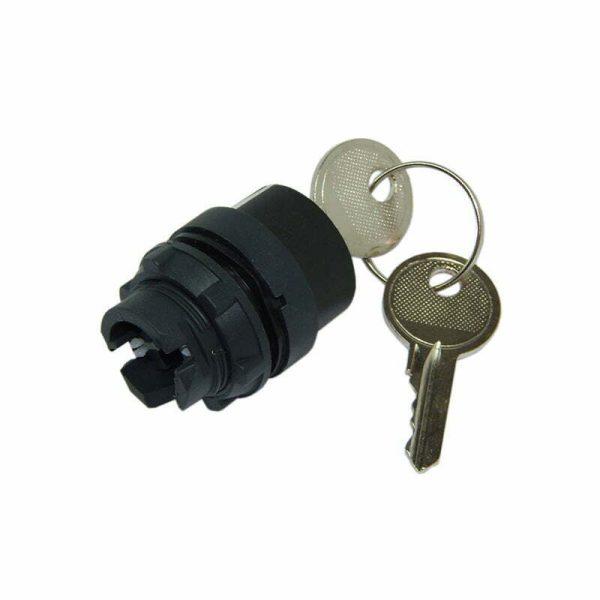 Nyckelbrytare 3 pos Nyckel ut alla lagen IP 06405 2