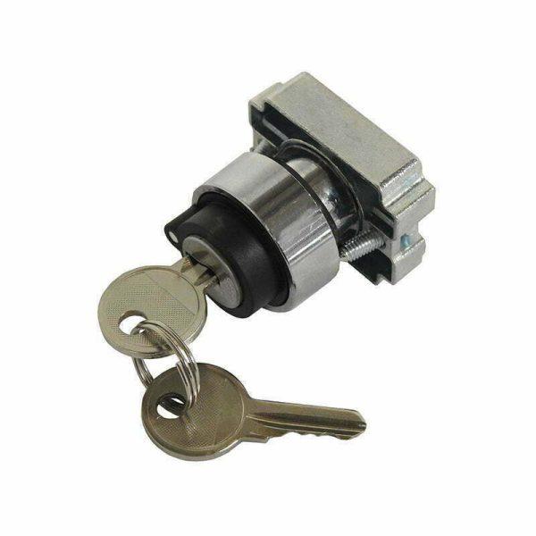 Nyckelbrytare Off On On Nyckel ut vanster IP 04780 2
