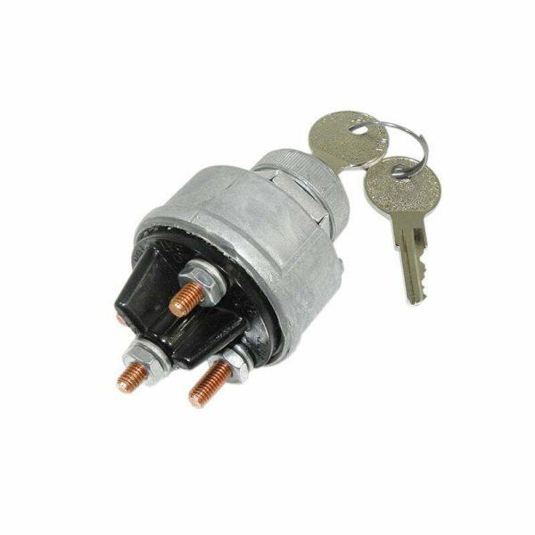 Nyckelbrytare ovre Kontbox IP 17192