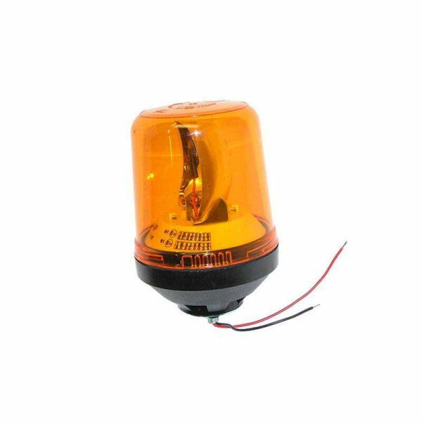 Varningsljus Enpunkts montering 1224V IP 122