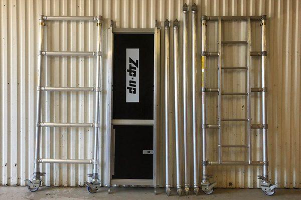 Startpaket stallning smal Instant Zip Up2